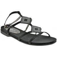 kengät Naiset Sandaalit ja avokkaat Chedivé  Musta