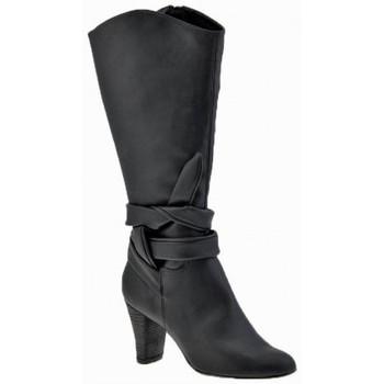 kengät Naiset Nilkkurit Chedivé  Musta