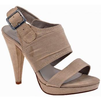 kengät Naiset Sandaalit ja avokkaat Chedivé  Beige