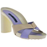 kengät Naiset Sandaalit ja avokkaat Janet&Janet  Violetti