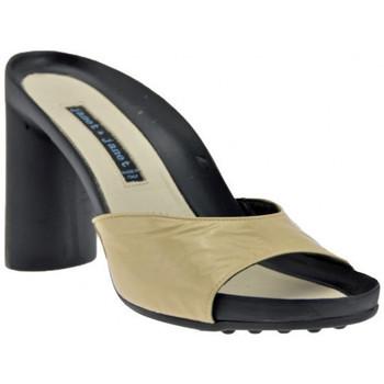 kengät Naiset Sandaalit ja avokkaat Janet&Janet  Beige