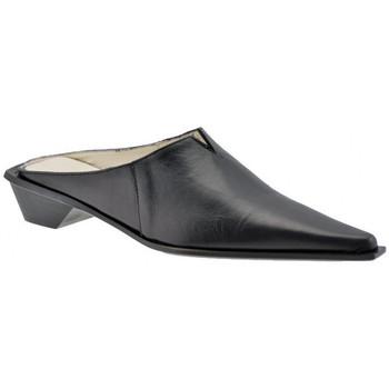 kengät Naiset Puukengät Janet&Janet  Musta