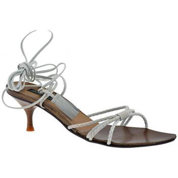 kengät Naiset Sandaalit ja avokkaat Janet&Janet  Valkoinen