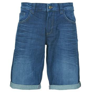 vaatteet Miehet Shortsit / Bermuda-shortsit Celio DOVER Blue / Fonce
