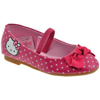 kengät Tytöt Balleriinat Hello Kitty  Vaaleanpunainen