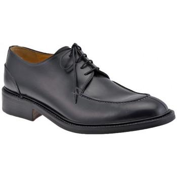 kengät Miehet Derby-kengät Lancio  Musta