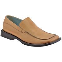 kengät Miehet Mokkasiinit Lancio  Beige