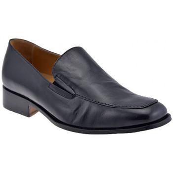 kengät Miehet Mokkasiinit Lancio  Musta