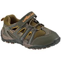 kengät Lapset Matalavartiset tennarit Lumberjack  Vihreä