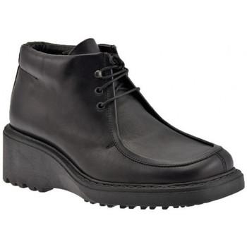 kengät Naiset Bootsit Lumberjack  Musta