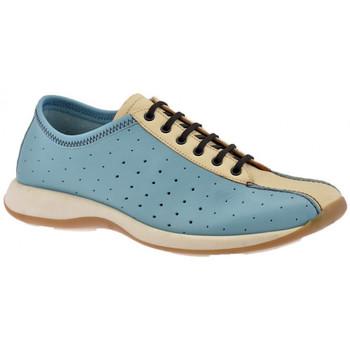 kengät Miehet Korkeavartiset tennarit Lumberjack  Sininen