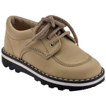 kengät Lapset Korkeavartiset tennarit Lumberjack  Beige