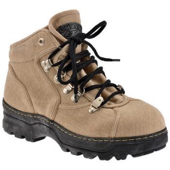 kengät Miehet Vaelluskengät Lumberjack  Beige