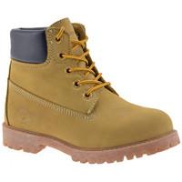 kengät Tytöt Bootsit Lumberjack  Keltainen