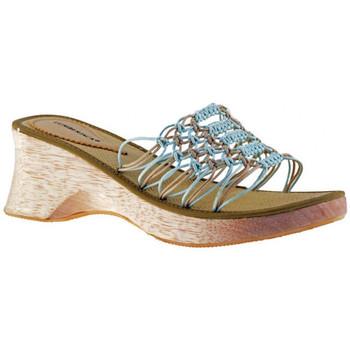 kengät Naiset Sandaalit Lumberjack  Beige