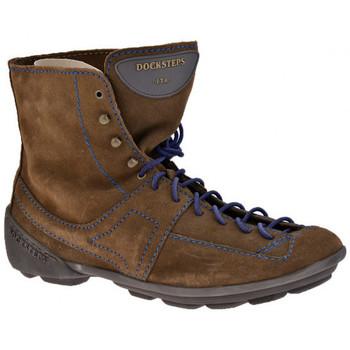 kengät Miehet Bootsit Docksteps  Ruskea