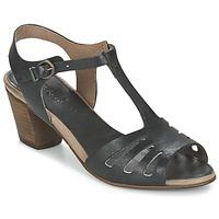 kengät Naiset Sandaalit ja avokkaat Kickers SEATTLE Black