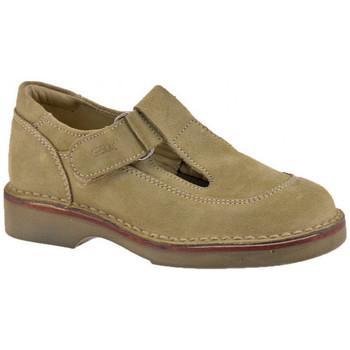 kengät Lapset Mokkasiinit Geox  Beige