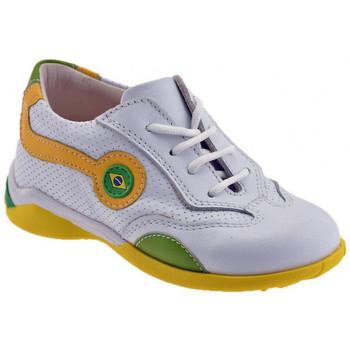 kengät Pojat Derby-kengät Chicco  Valkoinen