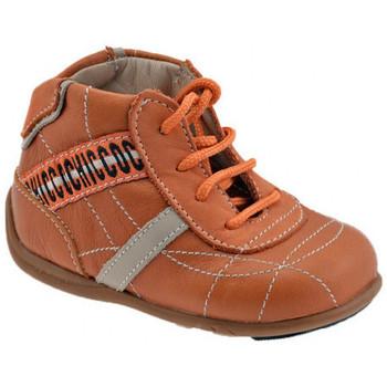 kengät Lapset Korkeavartiset tennarit Chicco  Oranssi