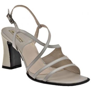 kengät Naiset Sandaalit ja avokkaat Enrico Del Gatto  Beige