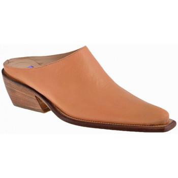 kengät Naiset Puukengät Pepol  Beige