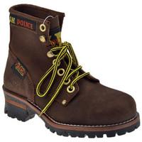 kengät Miehet Bootsit Stone Haven  Musta
