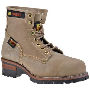 kengät Miehet Bootsit Stone Haven  Harmaa