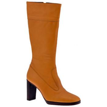 kengät Naiset Saappaat Fornarina  Beige