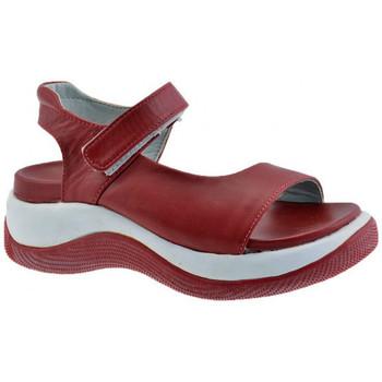 kengät Lapset Sandaalit ja avokkaat Fornarina  Punainen