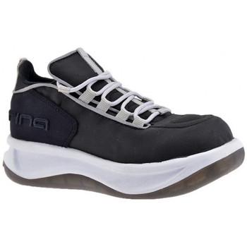 kengät Lapset Korkeavartiset tennarit Fornarina  Musta