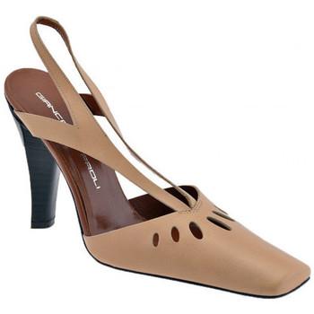 kengät Naiset Sandaalit ja avokkaat Giancarlo Paoli  Beige