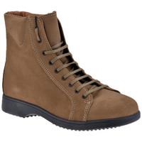 kengät Naiset Bootsit C.p. Company  Beige
