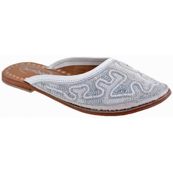 kengät Lapset Puukengät Bamboo  Valkoinen