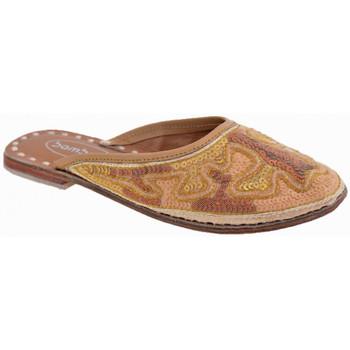 kengät Lapset Puukengät Bamboo  Kulta