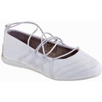 kengät Lapset Balleriinat Bamboo  Valkoinen