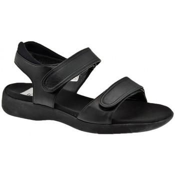 kengät Naiset Sandaalit ja avokkaat Now  Musta