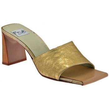 kengät Naiset Sandaalit Now  Kulta