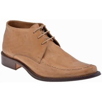 kengät Miehet Bootsit Nicola Barbato  Harmaa