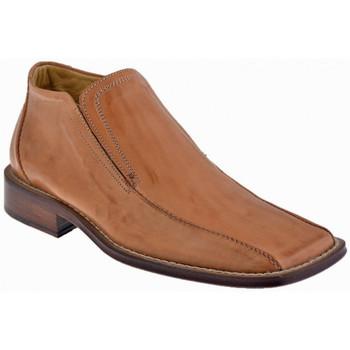 kengät Miehet Mokkasiinit Nicola Barbato  Harmaa