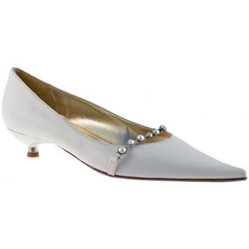 kengät Naiset Balleriinat Fascino  Valkoinen