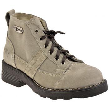 kengät Naiset Vaelluskengät Tks  Beige
