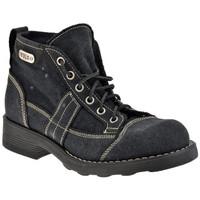 kengät Miehet Bootsit Tks  Musta