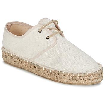 kengät Naiset Espadrillot Betty London ECHOULE White