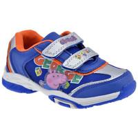 kengät Lapset Matalavartiset tennarit Peppa Pig  Sininen