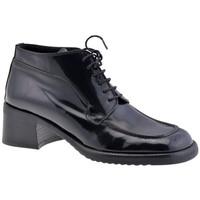 kengät Naiset Herrainkengät Dockmasters  Musta