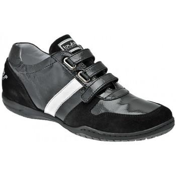 kengät Naiset Korkeavartiset tennarit Byblos Blu  Musta