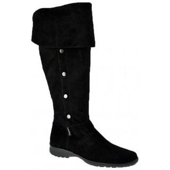 kengät Naiset Saappaat Byblos Blu  Musta