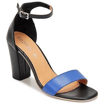 kengät Naiset Sandaalit ja avokkaat Balsamik FORTA Black / Blue