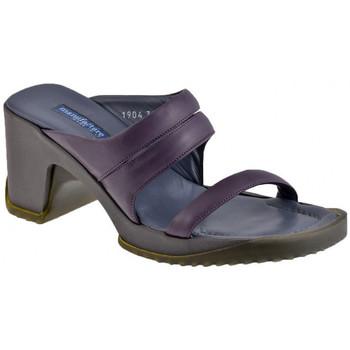 kengät Naiset Sandaalit ja avokkaat M. D'essai  Violetti